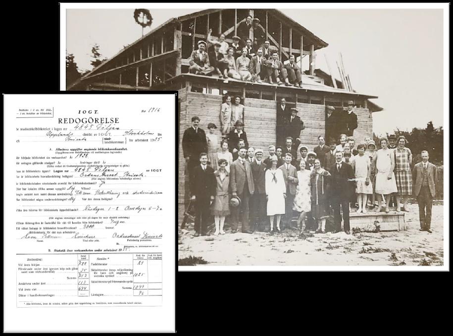 Knivsta bibliotek 1920